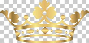 Imperial Crown Yellow PNG
