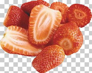 Strawberry Vegetarian Cuisine Fruit Food PNG