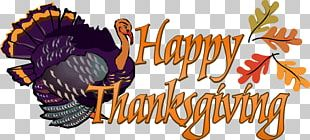 Turkey Meat Thanksgiving Cornucopia PNG