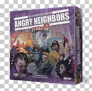 Zombicide Masterpiece Board Game CMON Limited PNG