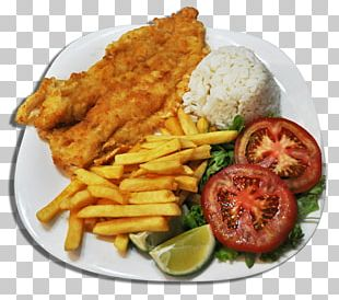 French Fries Schnitzel Deep Frying Veal Milanese Fish And Chips PNG