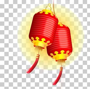 China Chinese New Year Lantern Festival First Full Moon Festival PNG