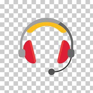 Headphones Loudspeaker Icon PNG