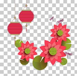 Budaya Tionghoa Mid-Autumn Festival Chinese New Year PNG