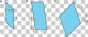 Triangle Area Parallelogram Square PNG