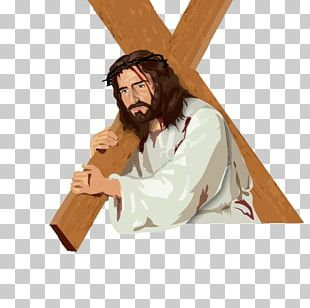 Jesus Christian Cross Christianity PNG