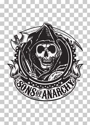 T-shirt Jax Teller Death Sticker Decal PNG