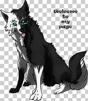 Dog Breed Black Wolf Arctic Wolf Pack PNG