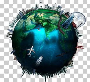 Earth Poster PNG