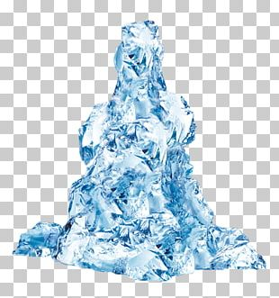 Blue Ice PNG