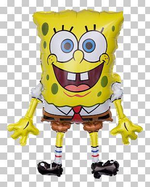 Patrick Star SpongeBob SquarePants SpongeBob Moves In! Balloon PNG