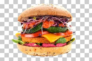 Cheeseburger Hamburger Veggie Burger Buffalo Burger Veganlove PNG