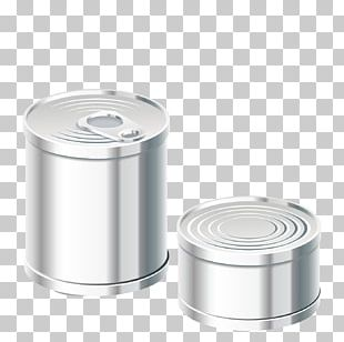 Packaging And Labeling Tin Can Food Packaging Aluminium Metal PNG