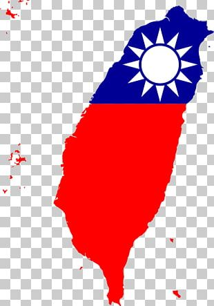 Taiwan Map Flag Of The Republic Of China National Flag PNG