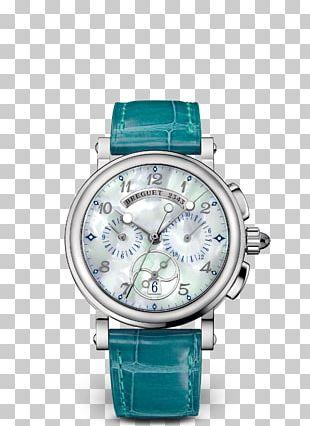 Breguet Watch Chronograph Marine Chronometer Clock PNG