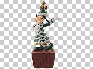 Figurine Mickey Mouse Model Figure Christmas The Walt Disney Company PNG