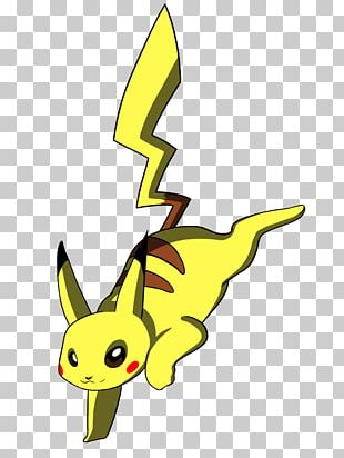 Pikachu Pokémon Drawing Persian PNG
