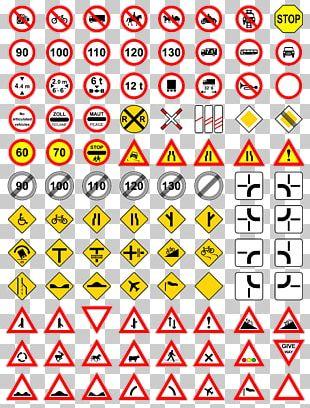 Traffic Sign Logo PNG