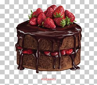 Chocolate Cake Birthday Cake Layer Cake Cupcake Red Velvet Cake PNG