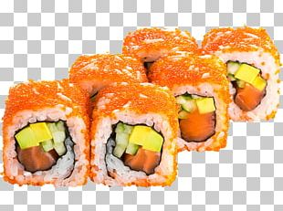 Sushi California Roll Smoked Salmon Makizushi Pizza PNG