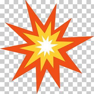 Emojipedia Explosion Emoticon PNG
