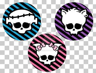 Monster High: Ghoul Spirit Frankie Stein Iron-on PNG