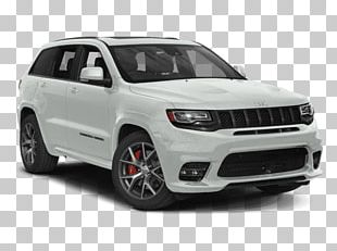 2018 Jeep Grand Cherokee Trackhawk Chrysler Sport Utility Vehicle Ram Pickup PNG