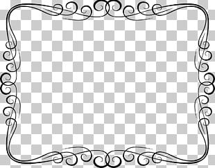 Borders And Frames Frames Ornament Decorative Arts PNG