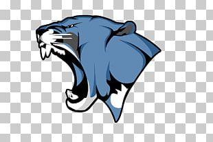 Big Cat Panther Creek High School PNG