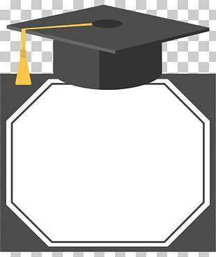 Hat Graduation Ceremony Bachelor's Degree PNG