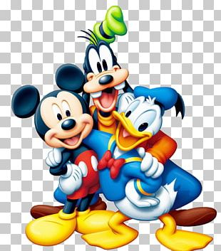 Mickey Mouse Minnie Mouse Goofy PNG