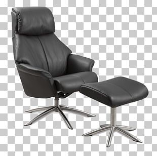 Eames Lounge Chair Wing Chair Furniture Ekornes PNG
