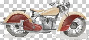 Motorcycle Euclidean Vintage Clothing PNG