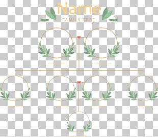Family Tree Euclidean Structure PNG