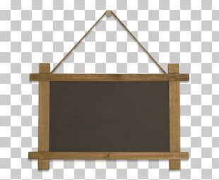 Blackboard Slate Framing Marker Pen Chalk PNG