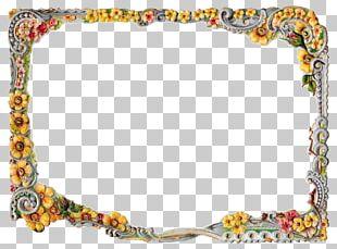 Frames Flower Floral Design PNG