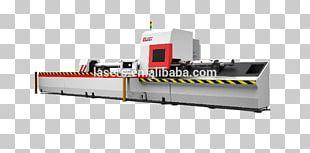 Machine Laser Cutting Pipe Metal PNG