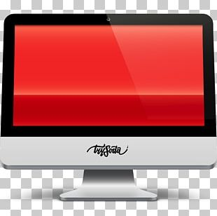 Computer Computer Monitor Output Device Desktop Computer Electronic Device PNG