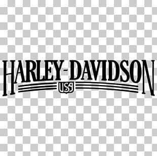 Harley-Davidson Motorcycle Logo Decal Sticker PNG