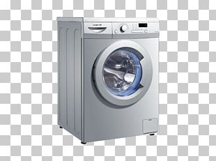 Washing Machine Haier Home Appliance Refrigerator Galanz PNG