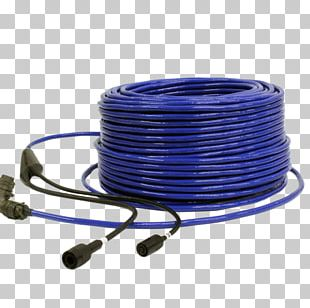 Network Cables Electrical Cable Data Cable Wire Underwater Videography PNG