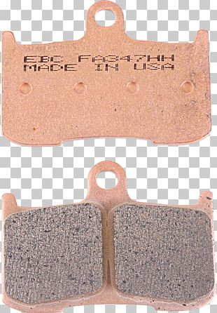Brake Pad Motorcycle Sintering Suzuki B-King PNG