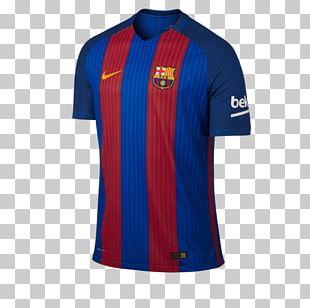 FC Barcelona T-shirt Jersey Kit Football PNG