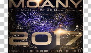 New Year Advertising Fireworks Brand Meter PNG