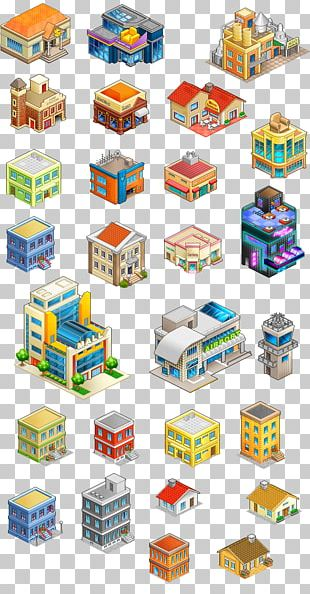 Building Isometric Projection Isometric Graphics In Video Games And Pixel Art PNG