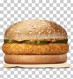 Whopper Chicken Sandwich Veggie Burger Hamburger Cheeseburger PNG