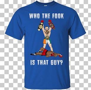 T-shirt Hoodie Floyd Mayweather Jr. Vs. Conor McGregor Sleeve PNG