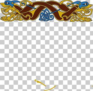 Borders And Frames Republic Of Irelandxe2u20acu201cUnited Kingdom Border Celtic Knot Celts PNG