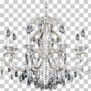 Chandelier Lighting Lamp Light Fixture PNG