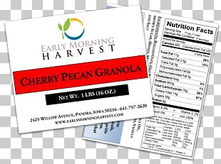 Craft Beer Brand Nutrition Facts Label PNG